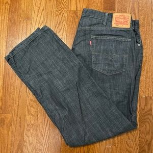 Levi Strauss & Co 559 Dad Jeans Relaxed Fit 42/34